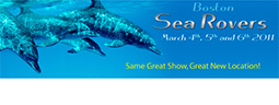 Boston Sea Rovers - Seminars and Gear Display - March 4-6, 2011