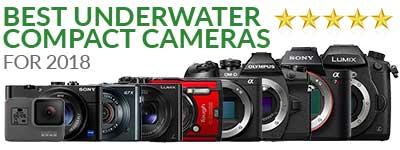 Best Underwater Compact Cameras for 2018