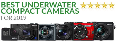Best Underwater Compact Cameras for 2019