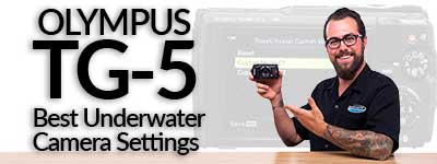 Olympus TG-5 Best Settings Guide