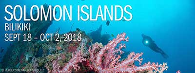 Solomon Islands - Bilikiki - Sept. 18 - Oct. 2, 2018