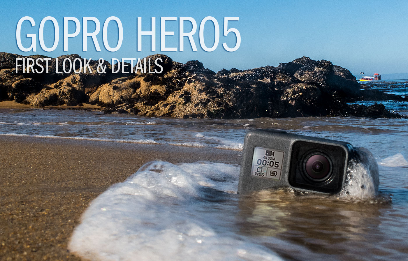GoPro HERO5 Hands On Underwater Review