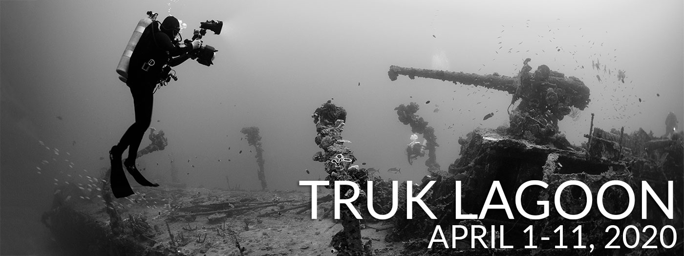 Truk Lagoon - Blue Lagoon Resort - April 1-11, 2020