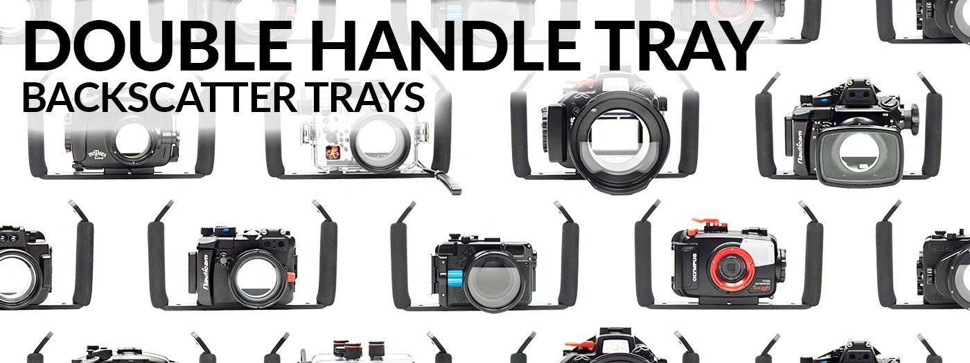 Backscatter Dual Handle Tray - More Than Just For GoPro