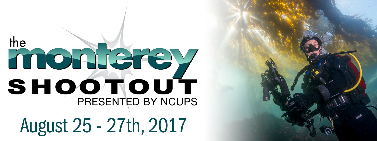 Join Us at the 2017 Monterey Shootout in Monterey, CA! - Aug. 25 - 27th, 2017