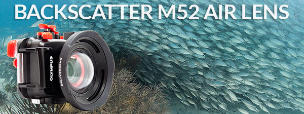Backscatter M52 Wide Angle Air Lens Review
