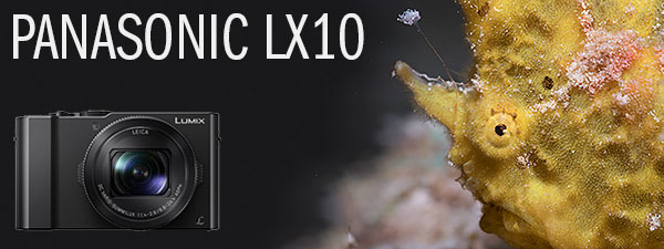 Panasonic Lumix LX10 Underwater Camera Review