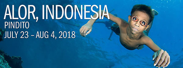 Alor, Indonesia - Pindito - July 23 - Aug. 4, 2018
