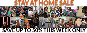 Stay At Home Sale