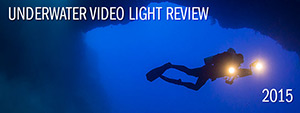 Best Underwater Video Lights 2015 - Review