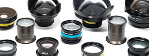 The Best Underwater Lenses for Compact Cameras