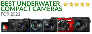 Best Underwater Cameras of 2021: Compact Cameras