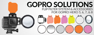 Guide for the Best Filter for your GoPro