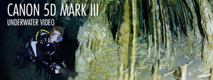 Canon 5D Mark III Underwater Video Samples