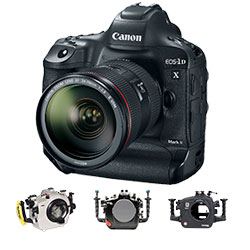 Canon 1Dx II Housings
