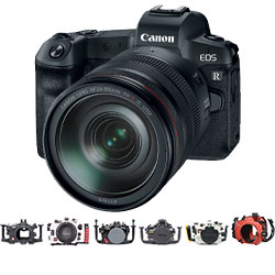 Canon EOS R Housings