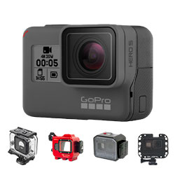 GoPro HERO5 Black Housings