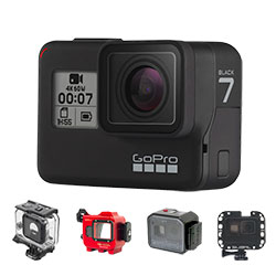 GoPro HERO7 Black Housings
