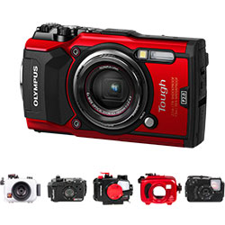 Best All Around Compact Camera Underwater Cameras Of 2018 Olympus Tg 5