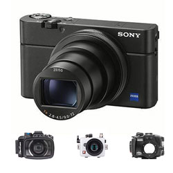 Sony RX100 VI Housings
