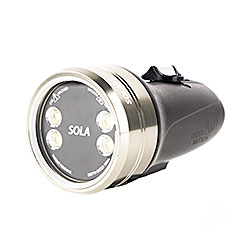 Light & Motion Sola 2000 Video Light