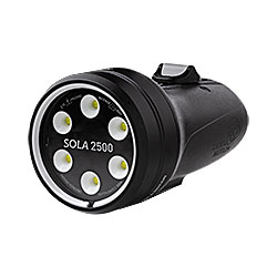 Light & Motion Sola 2500 Video Light