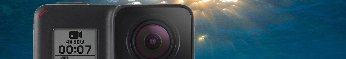 GoPro HERO 7 Underwater Housings and Cameras