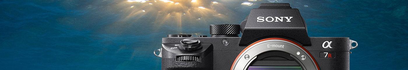 Sony A7R Mark II Underwater Housings