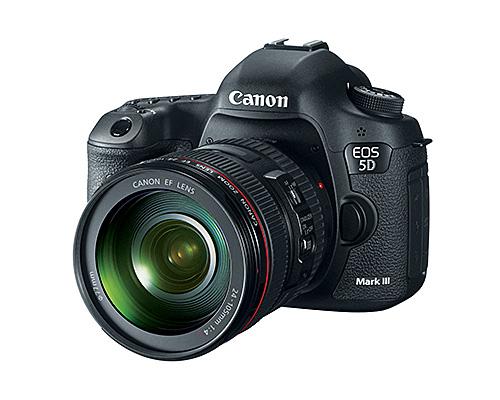 Canon <a href='http://www.backscatter.com/sku/cn-5260b002.lasso' class='standard'>5D Mark III</a>
