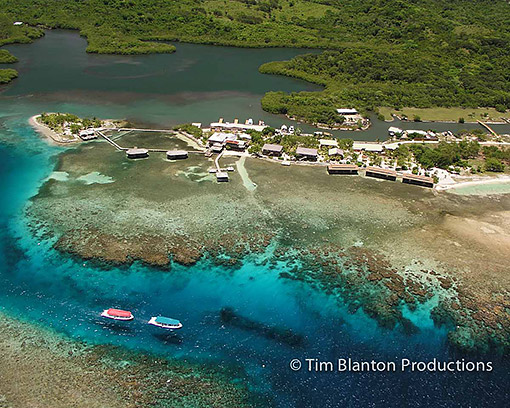 The CoCo View Resort in Roatan, Honduras offers the perfect location for a photography workshop