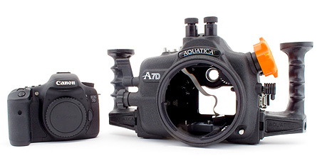 Aquatica Underwater Housing <a href='http://www.backscatter.com/HostedStore.LassoApp?-ResponseLassoApp=detail.lasso&ID=cccda0995ce8f21a1ccd009ffd3d1b47&s4op=cn&s4=canon%207d&s6op=cn&s6=Sh' class='standard'>Canon 7D</a>